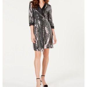INC sparkle dress